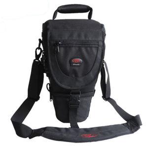 Image 4 - DSLR Camera Bag Handbag Telephoto Lens Pouch Case Waterproof Multi function for Canon Nikon Sony 70 200mm 2.8, 80 400 100 400 mm
