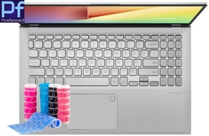15.6 inch Keyboard Cover skin For Asus VivoBook 15 F512 F512U X512 S15 X512Fj X512FL X512UF X512UA X512FA X512da X512UB x512fb(China)