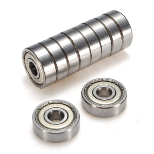 wsfs-hot-10x-ball-bearing-deep-groove-ball-626-zz-6mm-industry-top-quality