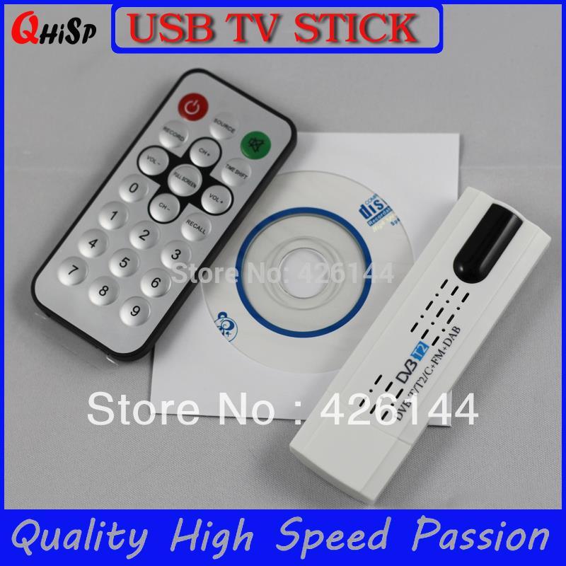 Mini Dvb-t2 Usb avec boîtier Tv décodeur Pvr Dvb T2 Mp3 Mp4 Stick dvb-c/dvb-t/t2/fm/dab