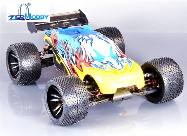 Rc автомобиль HSP Searover Расширенный 1/8 Нитро Truggy 4WD Off Road мощный SH28cxp Двигателя (94085GT)