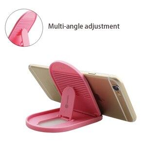 Портативный держатель для мобильного телефона Sovawin с 12 уровнями углов, подставка для крепления на стол, универсальная подставка для планшета, регулируемая складная подставка для мобильного телефона