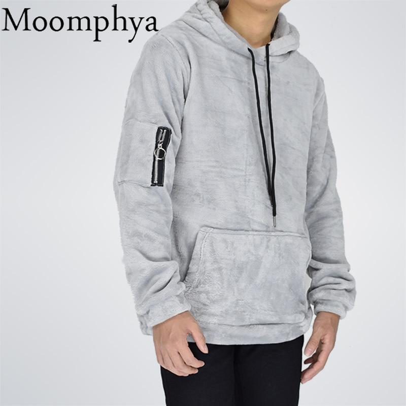 1hamper: Skup Tanie Moomhya Męskie Bluzy Bluza Męska Hip Hop