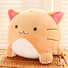 "12"" Cute Anime Poyopoyo Kansatsu Nikki Plush Neko Doll Cat Cosplay Animal Toy"