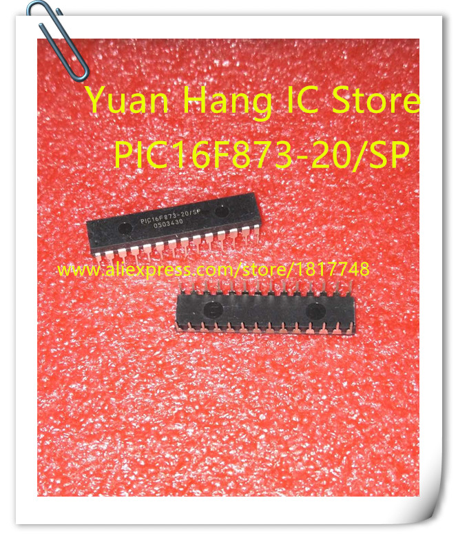 10PCS PIC16F873 20 SP PIC16F873 20 PIC16F873 16F873 DIP 28
