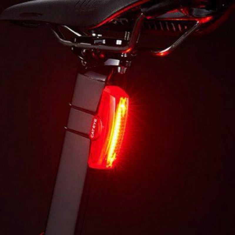 CATEYE TL-LD710-R Rapid X2 Bicycle Safety Light for Rear from Japan bkt agrimax rt 765 710 70r42 173a8 tl