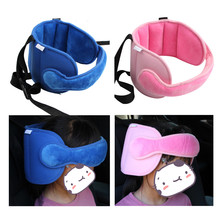 2pcs Car Seat Head Holder Doze Band Car Seat Sleep Nap Support Belt Positioner Baby Sroller Holder Belt