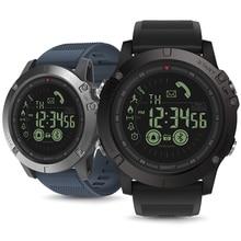 Купить с кэшбэком VIBE3 Smart watch Man Waterproof Multi-long Sport smart Bracelet Bluetooth 4.0 Steps Calorie Distance Record Activity Tracker