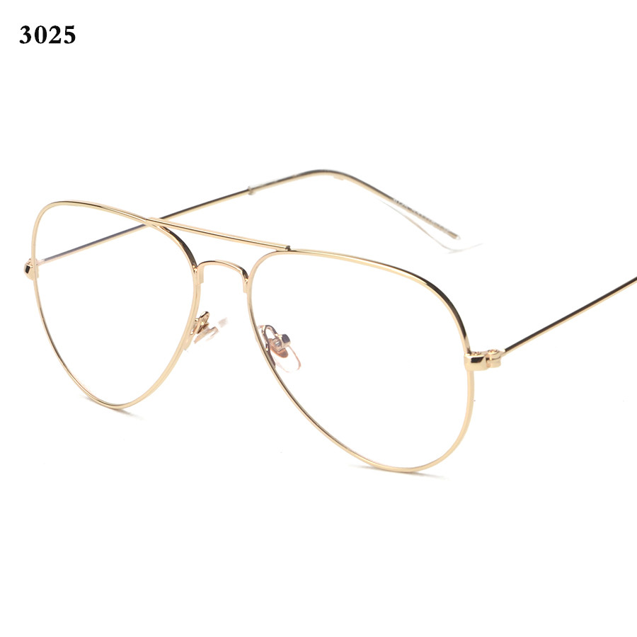Glasses Frames In Gold : Compare Prices on Gold Rim Glasses- Online Shopping/Buy ...