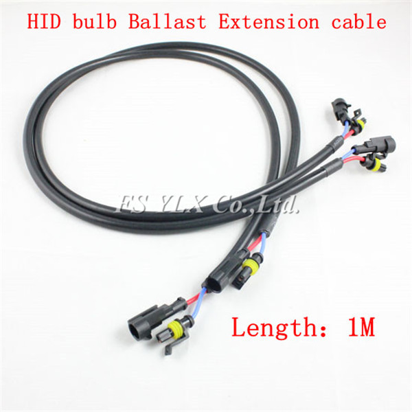 HTB1pyAgOpXXXXc_aXXXq6xXFXXXZ 100cm 1m high voltage wire harness hid extension cable for 35w 55w high voltage wire harness at bayanpartner.co