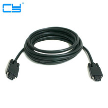 link Firewire 800 IEEE1394 IEEE 1394 9P Plug to 9 Screw type Mount Camera Cable 6ft 1.8m 180cm Firewire IEEE 1394 cable