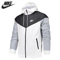 Original New Arrival NIKE AS M NSW WR JKT Men's Jacket Hooded Sportswear