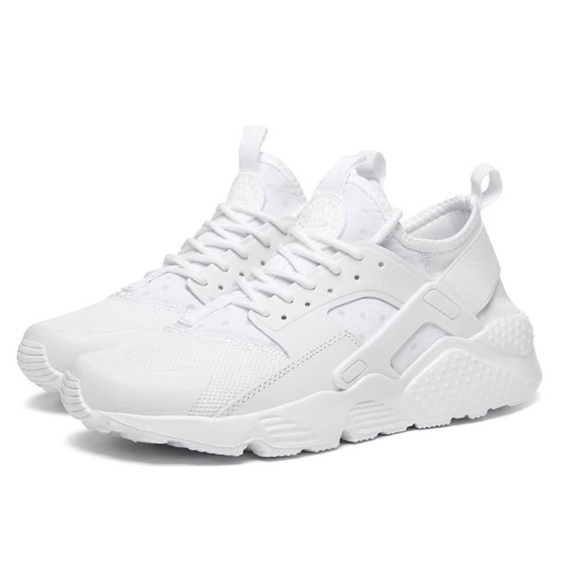 Hommes chaussures 2018 nouveaux arrivants mode Tenis Feminino léger respirant maille chaussures hommes baskets mujer