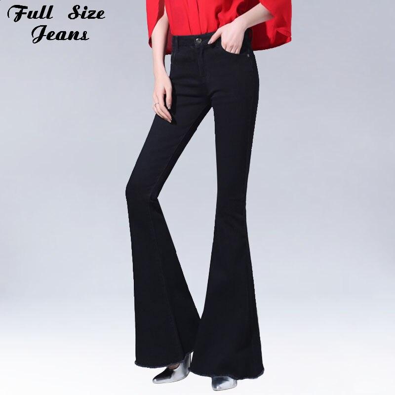 Kinsaga Raw Hem Extra Long Black Flare Jeans Denim Black Skinny Jeans Autumn Woman Zipper Fly High Waisted Jeans конструктор знаток знаток электронный конструктор альтернативные источники энергии