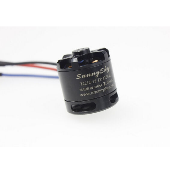 SUNNYSKY Original X2212 <font><b>1250KV</b></font> <font><b>Brushless</b></font> <font><b>Motor</b></font> for Multi-rotor Aircraft copter image