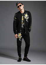 Menswear High Quality Men Hoodies and Men Tracksuit Casual Sportswear Men Suit