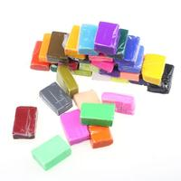 5 herramientas + 32 colores fimo polymer clay bloque de moldeo modelado diy juguetes