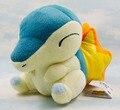Banpresto juguete figuras Juguetes 15 cm Pokeball Pikachu Cyndaquil Felpa Rellena Suave Del Anime Cartoon Dolls