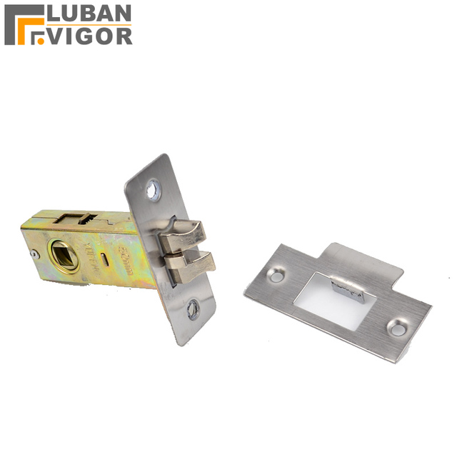 Room Lock Single Tongue Lock,Handle Lock Body,Hole Pitch50mm ,Door Lock  Repair