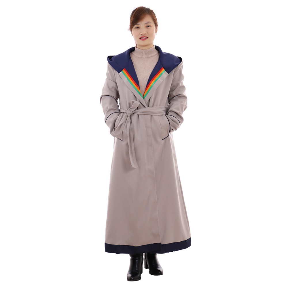 Who is Doctor 13th Doctor Who Jodie Whittaker outwear Full set Cosplay Costum NN