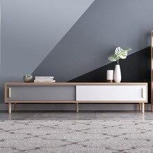 Подставки под Телевизор мебель для дома деревянный Телевизор Тумба для телевизора столик журнальный столик монитор Стенд muebles скандинавский минималистичный