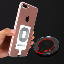 Micro USB Qi Wireless Charger For P8 P9 P10 p20 pro Lite Mate 7 8 9 10 pro lite Type C Wireless Charging Receiver Pad(China)
