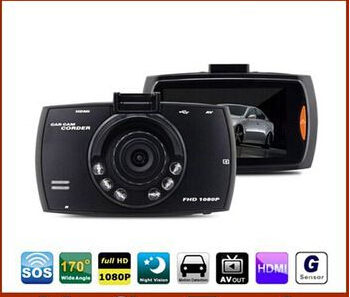 2.7 TFT G30 Car Camera DVR Novatek 96220 Chip 1080P DVR Camera Video Recorder Vehicle Traveling Date Recorder Tachograph
