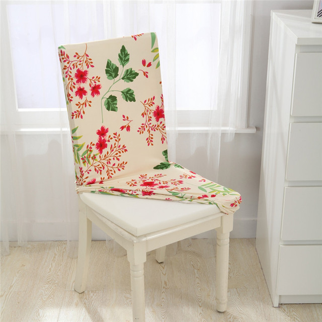 Spandex Dining Chair Cover