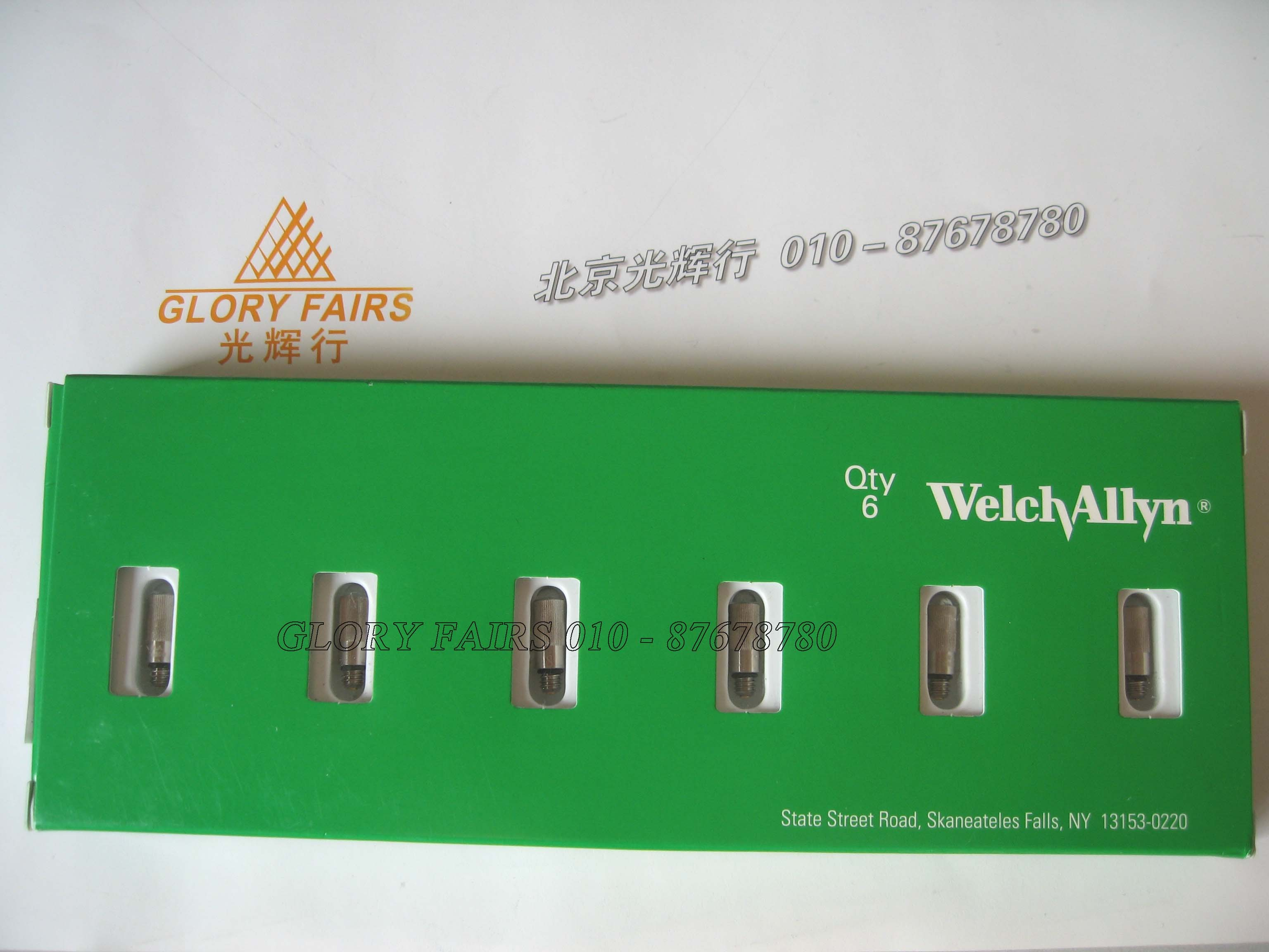 2.5V Replacement Lamp for Welch Allyn 04800-U