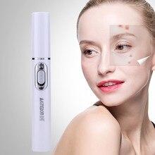 2018 Новый медицинский синий свет терапия лазерная обработка ручка мягкий шрам прыщ удаление морщин лечение устройство красота уход за кожей Инструменты