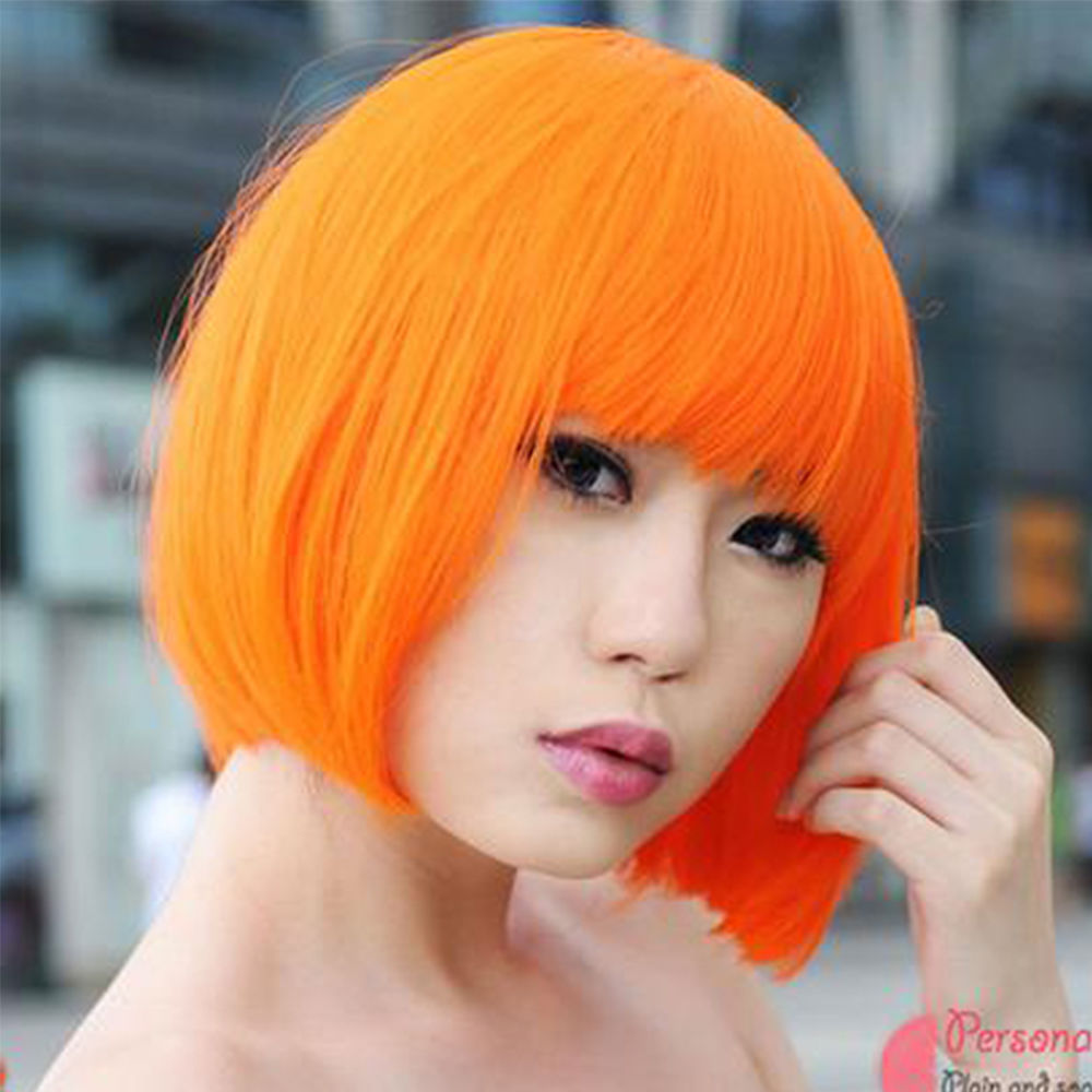 orange hair style orange hair best hair styles 4773