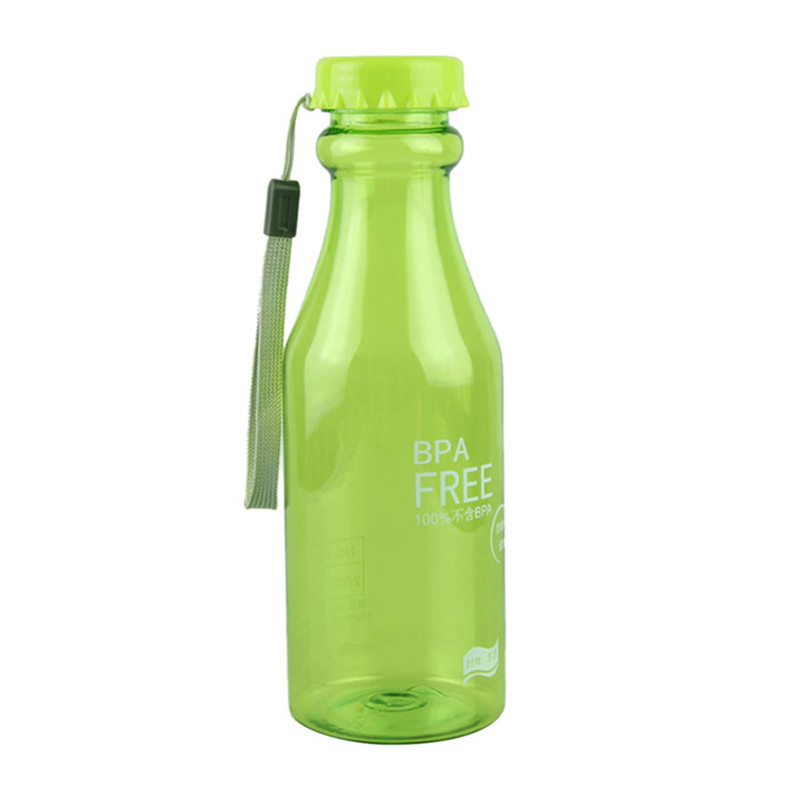 Top Quality 550ml BPA Free Cycling Bicycle Bike Sports Unbreakable Plastic Water Bottle 1pcs Oct11MAY17