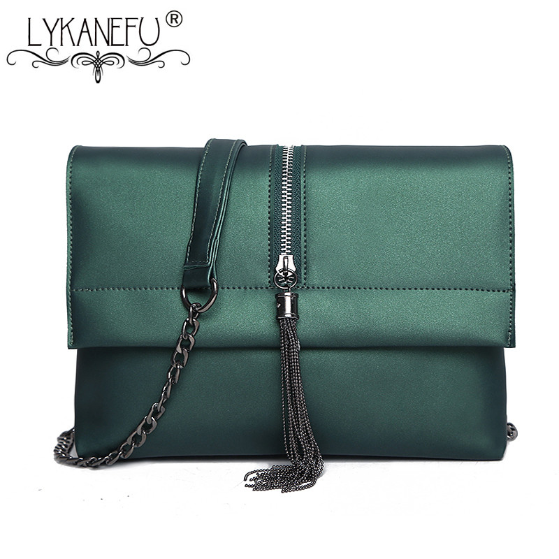 LYKANEFU Women Messenger Bags Women s Bag Luxury Handbags Women Bags Designer Bolsa Feminina Summer Purse