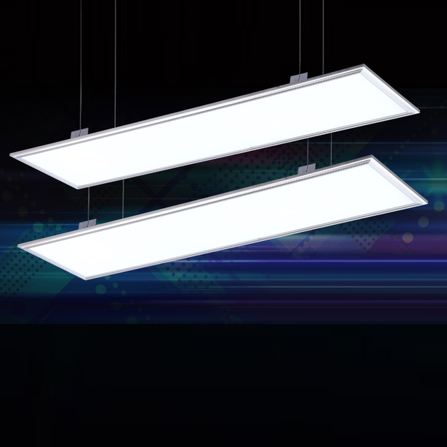 SVITZ Ultra-thin led panel light kitchen aluminum buckle version lamps ceiling integrated office ceiling lights Luminaire
