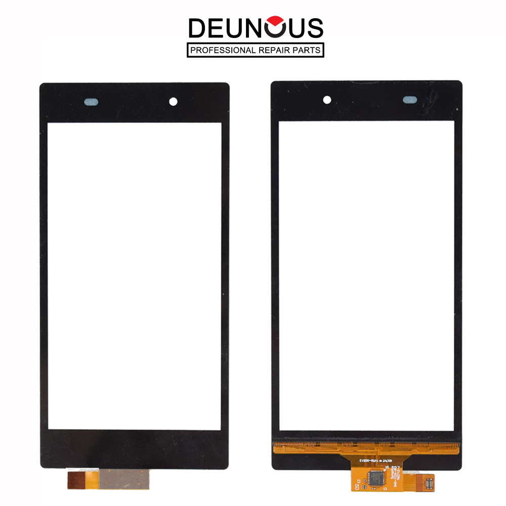 New For Sony Xperia Z1 L39h C6902 C6903 C6943 Touch Screen Panel Digitizer Sensor Glass Panel