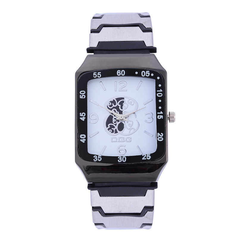 Fashion Bear Brand Quartz Watch Men Women Casual Silicone Watchband High Quality Casual Wristwatch Relogio Feminino