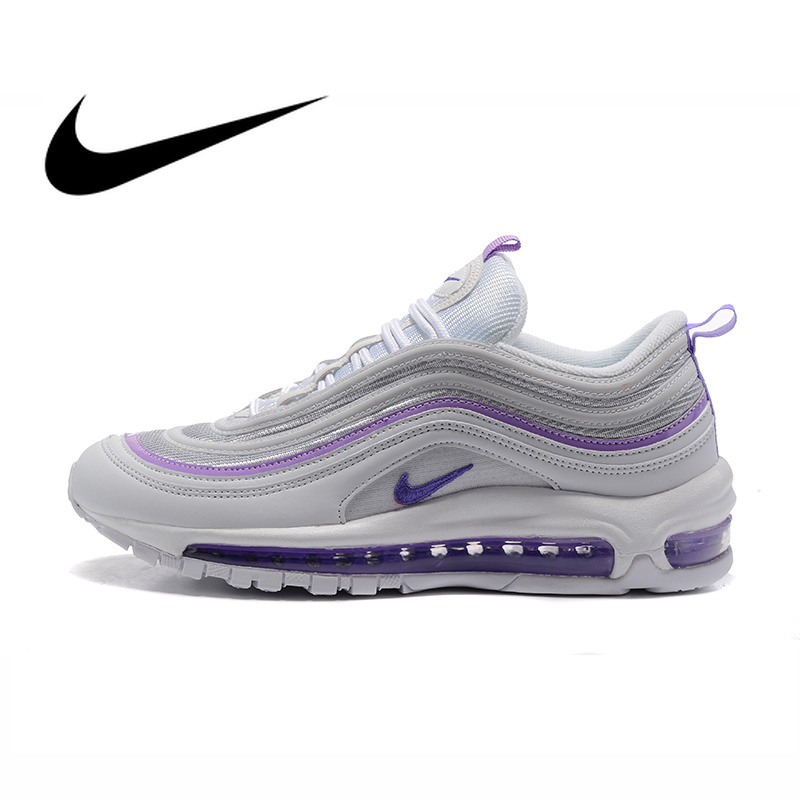 Brand Nike AIR MAX 97 OG Womens Cherry Powder Bullet Running Shoes Sneakers Ladies Walking Jogging Athletic Designer Lace-UpBrand Nike AIR MAX 97 OG Womens Cherry Powder Bullet Running Shoes Sneakers Ladies Walking Jogging Athletic Designer Lace-Up