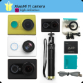 Original Xiaomi yi Action Camera WiFi Sport Camera Ambarella A7 Bluetooth Waterproof Xiaoyi Smart Cam