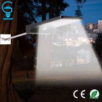 Solar Street Light PIR Motion Sensor Lamp 450LM 36 LED Solar Wall Light Outdoor Waterproof Security