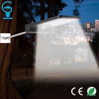 Solar Street Light PIR Motion Sensor Lamp 450LM 36 LED Solar Wall Light Outdoor Waterproof Security