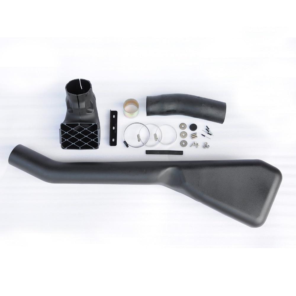 Wotefusi Rotational Moulding Car Air Ram Intake Snorkel Kit Set For Land Rover Defender TD5 1999-2018 [QP89]