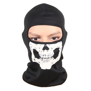 Image 1 - Cycling Ski Mask Balaclava Skull Outdoor Sports Bike Bicycle Skateboard Motorcycle Ghost Riding Hat Protect Full Face Mask
