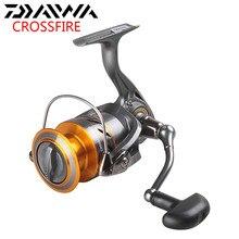 DAIWA CROSSFIRE Spinning Fishing Reel 2500 3000 5.3:1 3BB Max Drag 3kg Saltwater Reels Moulinets De Peche Wheel