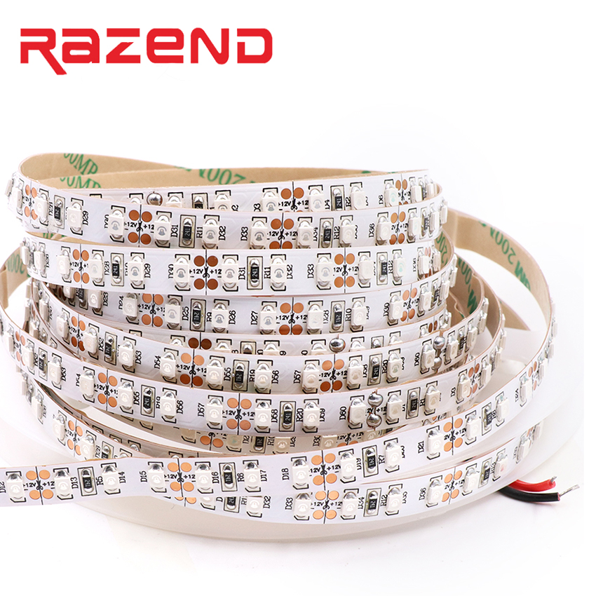 High Quality 5M 395nm Ultraviolet <font><b>UV</b></font> <font><b>led</b></font> strip 5050 3528 SMD Purple 300 600 <font><b>LED</b></font> Flexible Strips Light <font><b>12V</b></font> Waterproof IP33/IP65 image