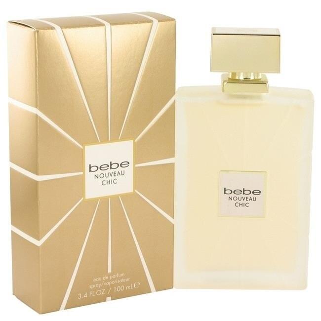 Bebe 514305 Bebe Nouveau Chic by Bebe Eau De Parfum Spray 3.4 oz bebe córdoba