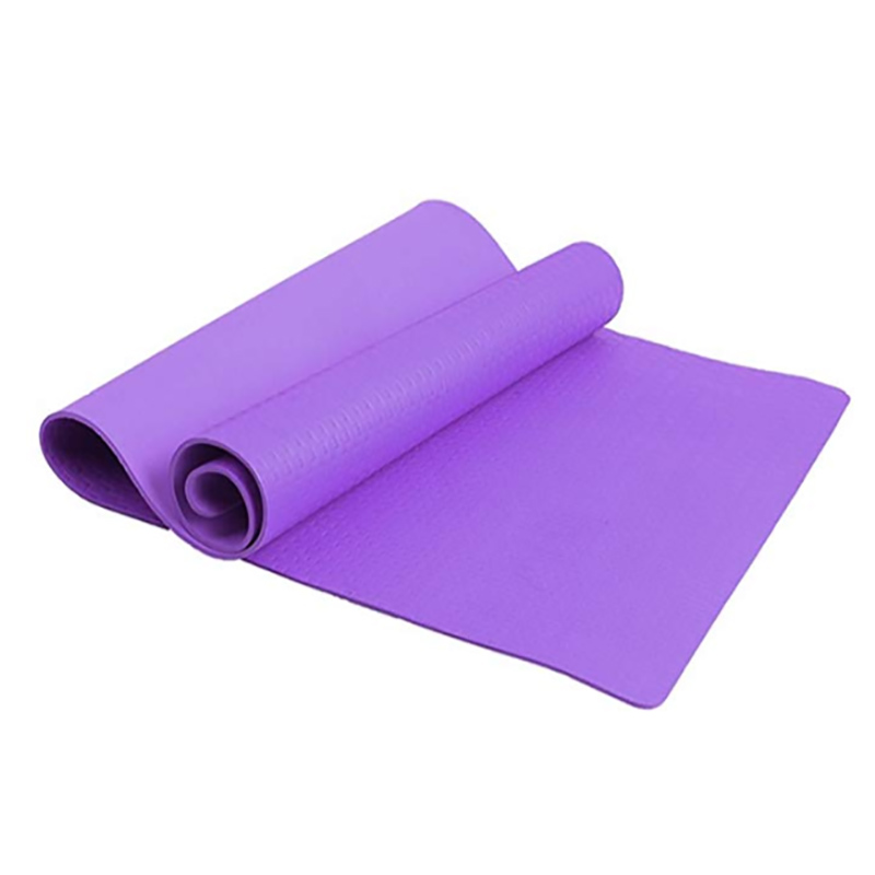 183*61 CM*4 MM Yoga Mat Slimming EVA Foam Yoga Pad Dampproof Sleeping Mattress Mat Pilates Fitness Workout With Carrying Strap