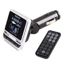 FM12B Bluetooth Car MP3 Player Wireless FM Transmitter LCD S