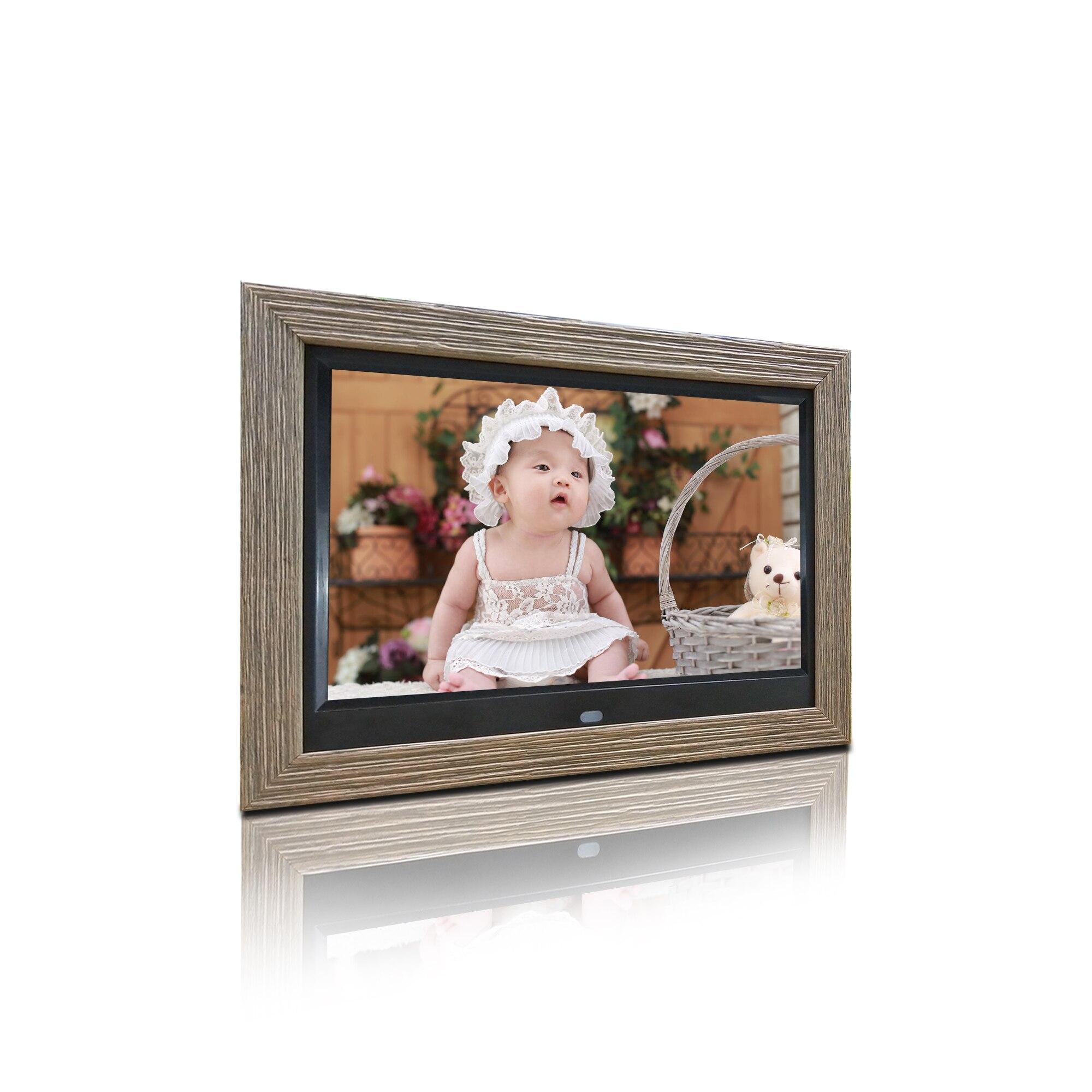 10 polegada IPS ângulo de visualização completa alta resolução 1280*800 digital photo frame frame digital da foto digital álbum