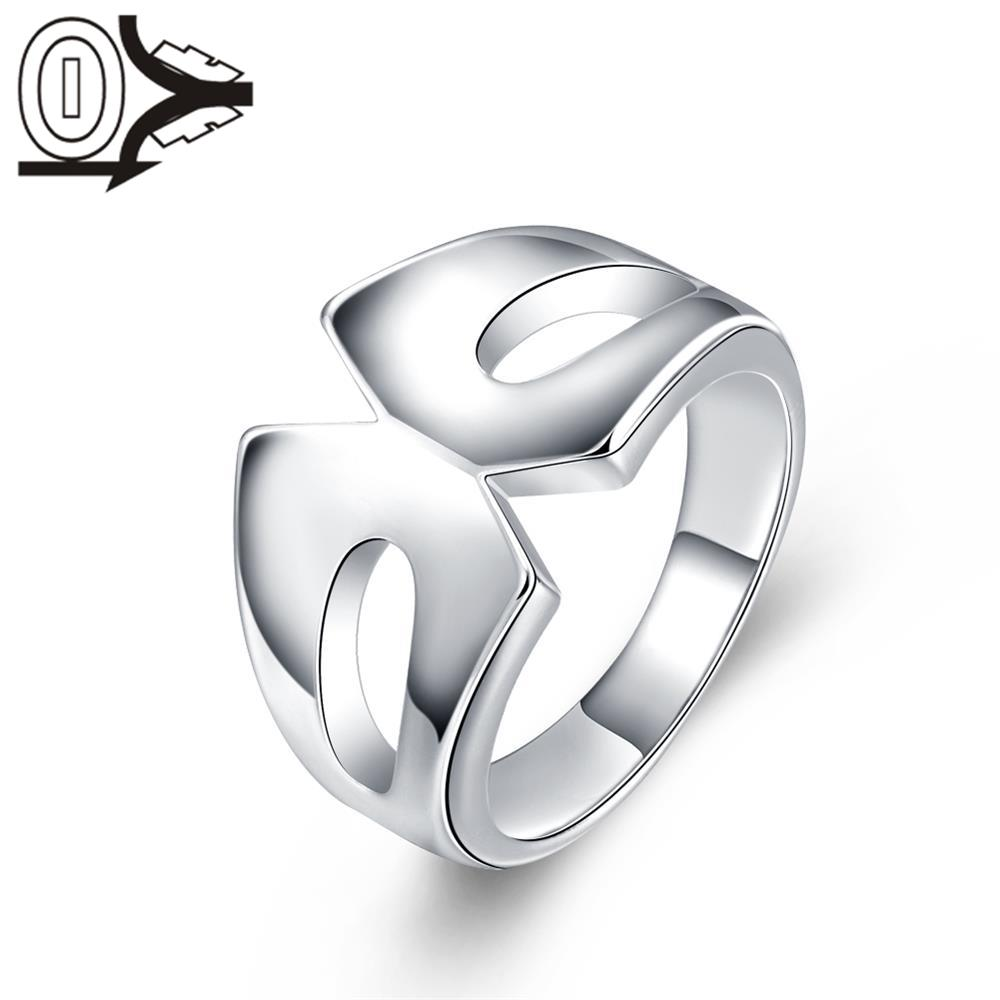 be0fed45f66 №Free Shipping Wholesale Silver-plated Ring