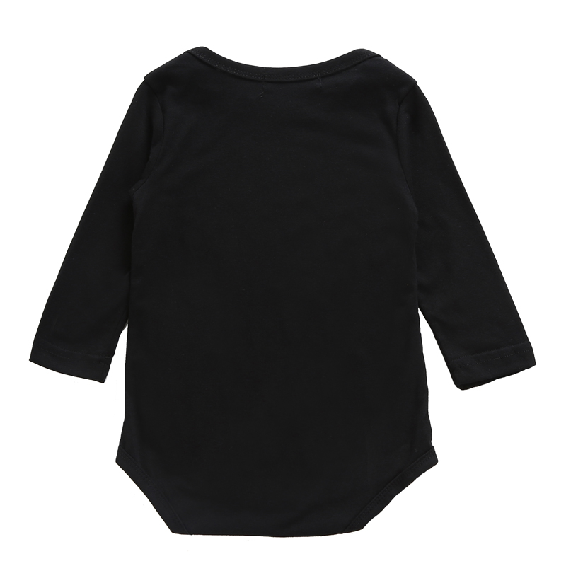 Sosocoer Одежда для малышей брендовый комплект 2017 Осень маленький человек стрелка ползунки + штаны с рисунком + шляпа/Кепки 3 шт. детская одежда д...